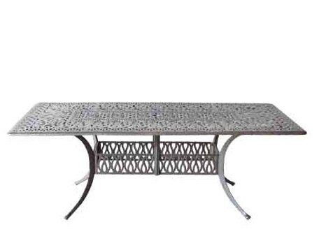 Kristy Metal Dining Table by Darby Home Co