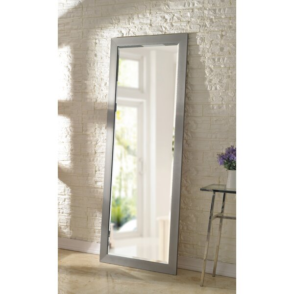 Lytchett Full Length Mirror by Charlton Home