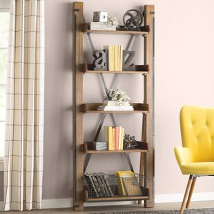 Leandra Ladder Bookcase Trent Austin Design