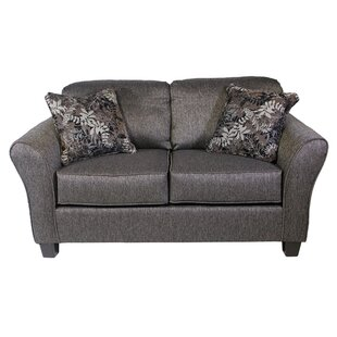 Online Reviews Serta Upholstery Westbrook Loveseat By Alcott Hill