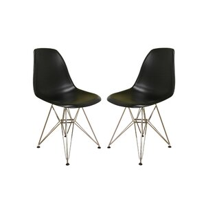 Calla Side Chair (Set of 2) Latitude Run
