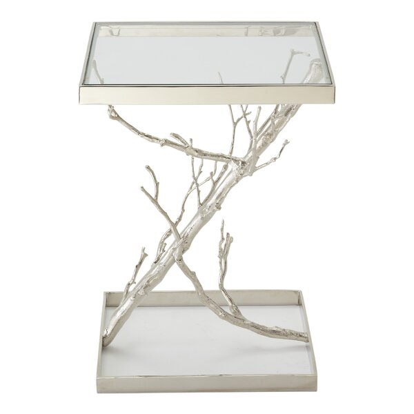 Z Tree End Table by Global Views