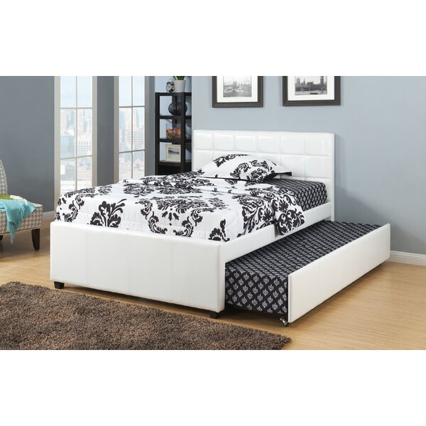 Dupuy Upholstered Platform Bed by Harriet Bee