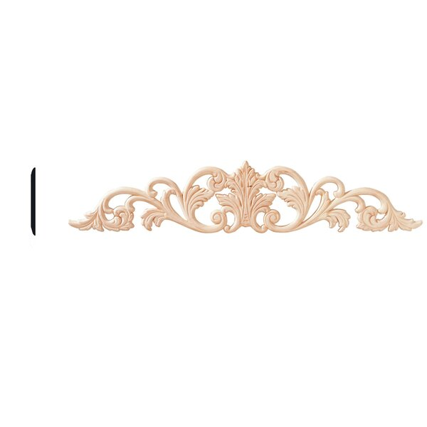 1/4 in. x 4-1/4 in. x 20-1/4 in. Birch Accent Moulding by Manor House