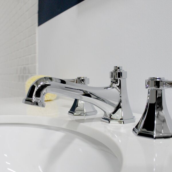 Opera Widespread Bathroom Faucet with Drain Assembly by Speakman Speakman