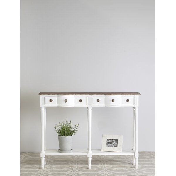 Compare Price Jarrod Console Table