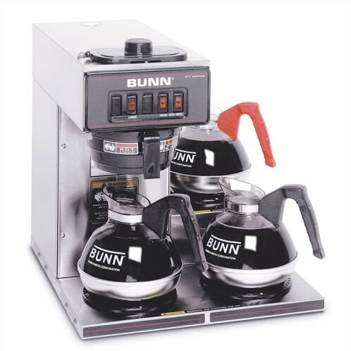 60.8-Cup VP17-3 Coffee Maker by Bunn