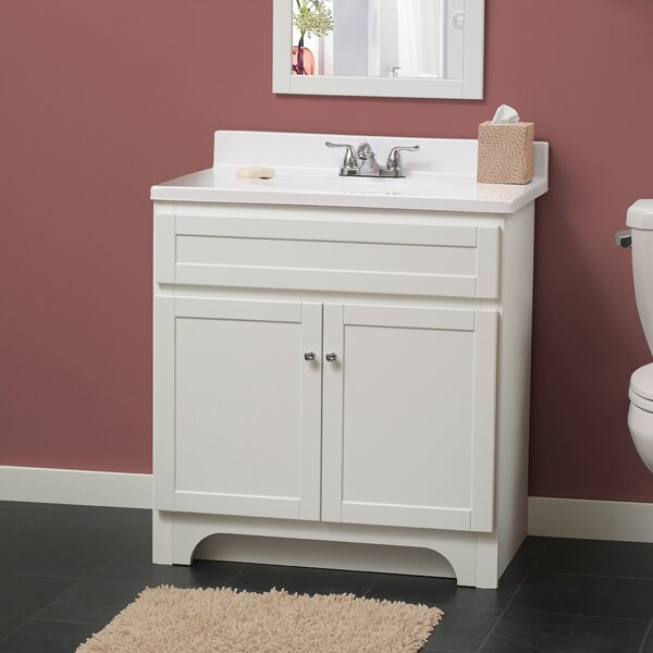 Hartley 30 Single Bathroom Vanity Set by Andover Mills