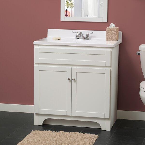 Hartley 30 Single Bathroom Vanity Set by Andover Mills