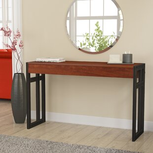 Look for Boeding Console Table By Wrought Studio