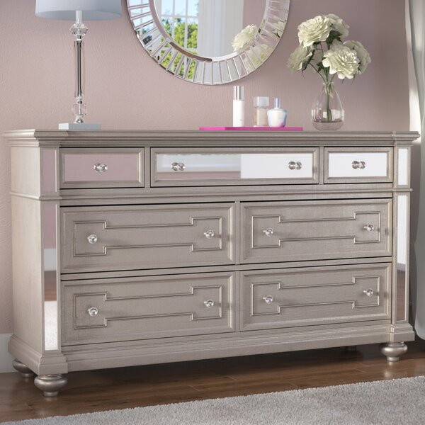 Ronna 7 Drawer Double Dresser by Willa Arlo Interiors