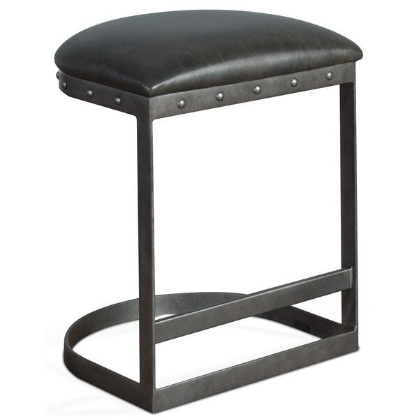 GroveHill 24 Bar Stool by 17 Stories