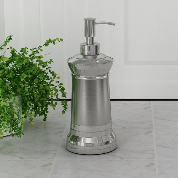 Lighthouse Soap & Lotion Dispenser by NU Steel