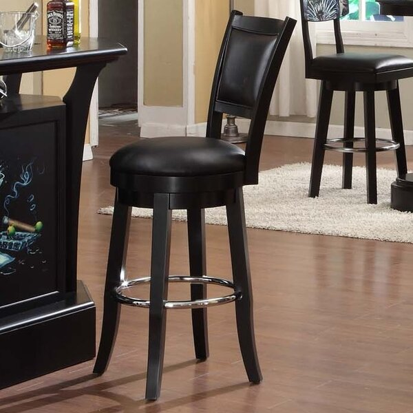 Goddard Series Swivel Bar Stool by ECI Furniture