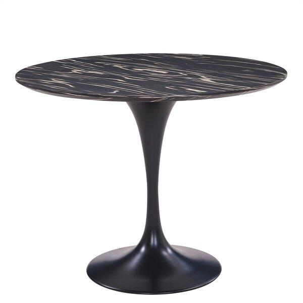 Rowland Dining Table by Orren Ellis Orren Ellis