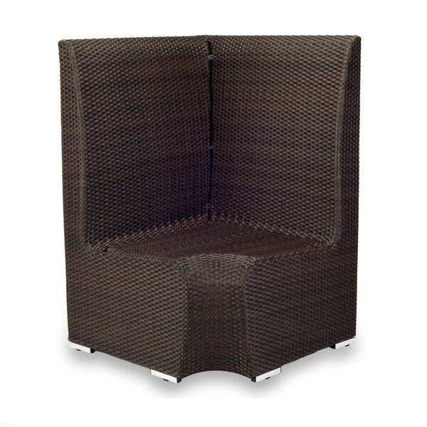 Boca Booth Patio Dining Chair by Source Contract