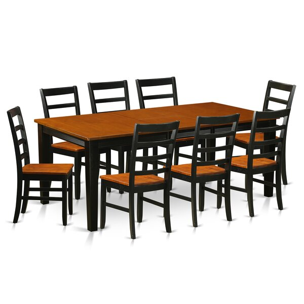 Loraine 9 Piece Dining Set By Red Barrel Studio Cheap