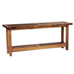 The Wyoming Collection?� Console Table by Mountain Woods Furniture