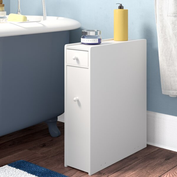 Elspeth 6.25 W x 22.75 H Cabinet by The Twillery Co.