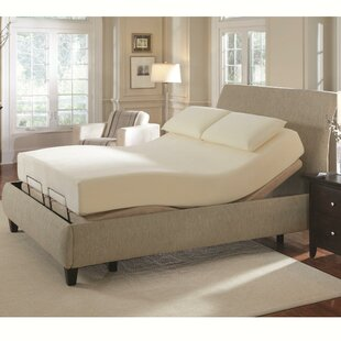 Full Electric Adjustable Bed by Wildon Home ®