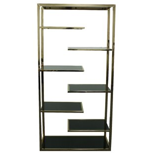 Gibson Display Etagere Bookcase by Everly Quinn