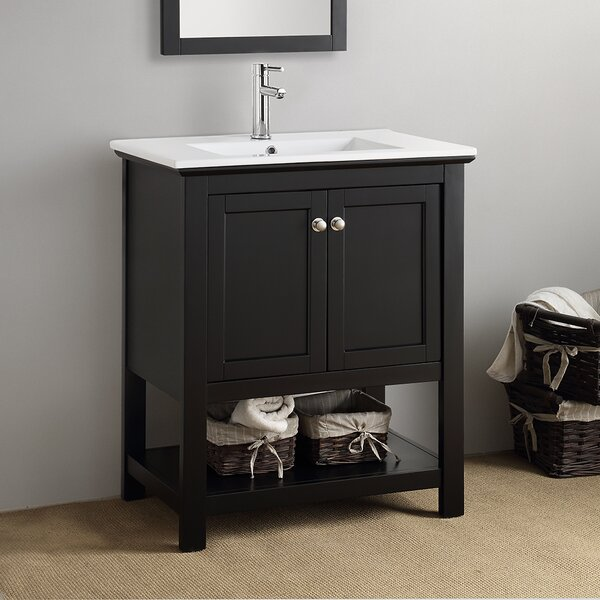 Cambria Manchester 30 Single Bathroom Vanity Set by Fresca