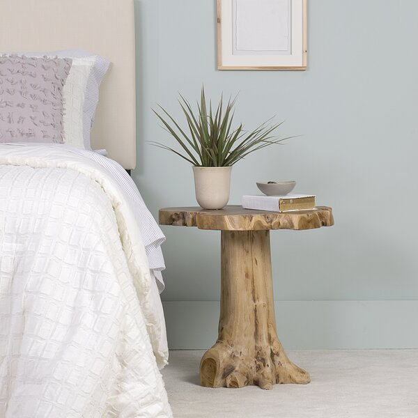 Polizzi End Table by Union Rustic