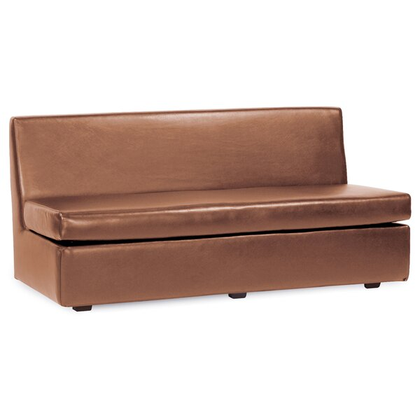 Kisor T-Cushion Sofa Slipcover By Latitude Run