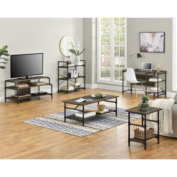 Dodd 2 Piece Desk Office Suite by Williston Forge