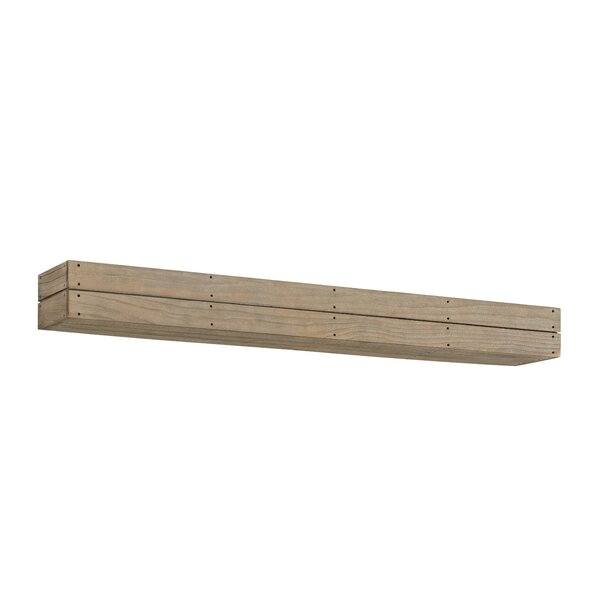 The Cades Cove Pallet Mantel Shelf By Pearl Mantels