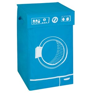 Graphic Laundry Hamper