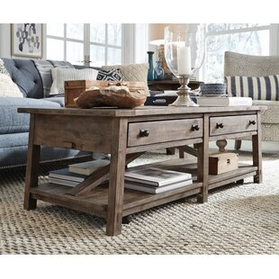 Obadiah Coffee Table By Gracie Oaks