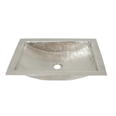 Native Trails Undermount Sink Metal Rectangular Bathroom Sinks