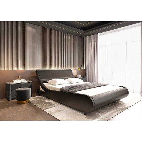 Karr Upholstered Low Profile Platform Bed By Orren Ellis