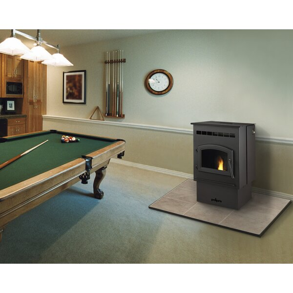 1,500 Sq. Ft. Pellet Stove By PelPro