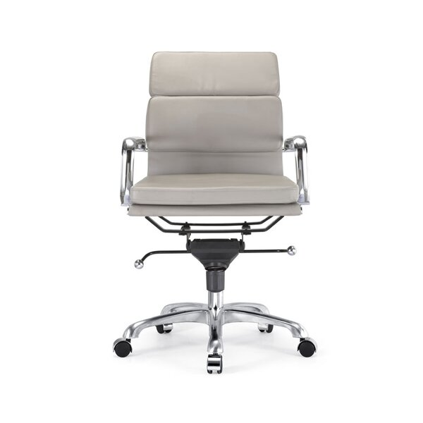 Hotwells Double Pad Office Chair by Orren Ellis