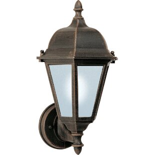 Compare Listermann Outdoor Wall Lantern By Alcott Hill