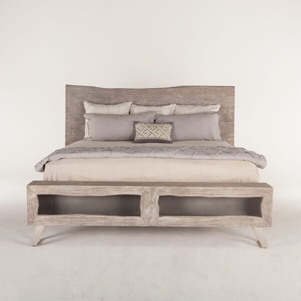 Allison King Storage Platform Bed by Union Rustic