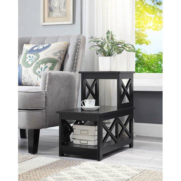 Carmet End Table By Ebern Designs