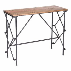 Marquetta Console Table by Williston Forge