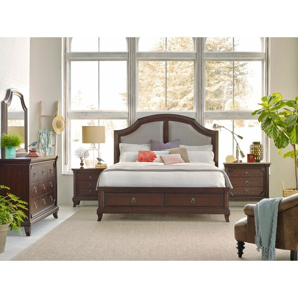 New Charleston Panel Configurable Bedroom Set by Broyhill®