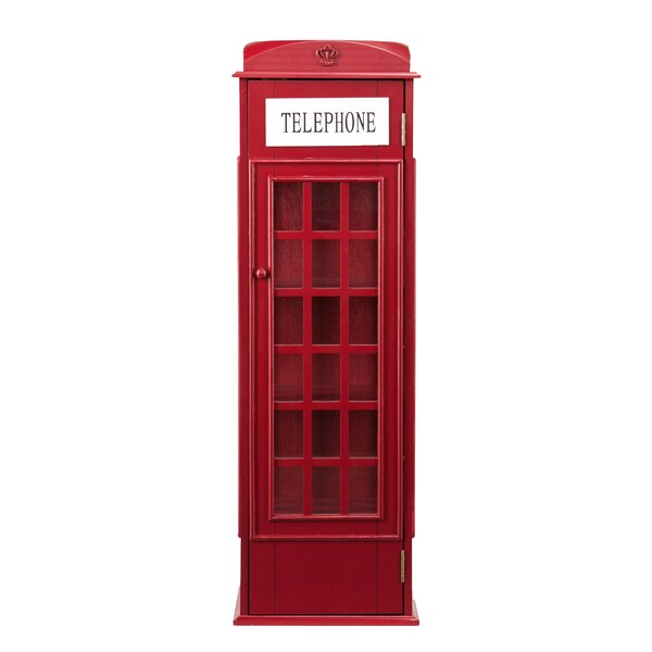 Red Barrel Studio Rodriques Phone Booth Storage Accent