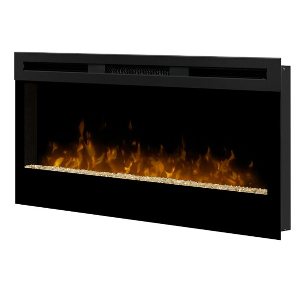 Wickson Wall Mounted Electric Fireplace by Dimplex