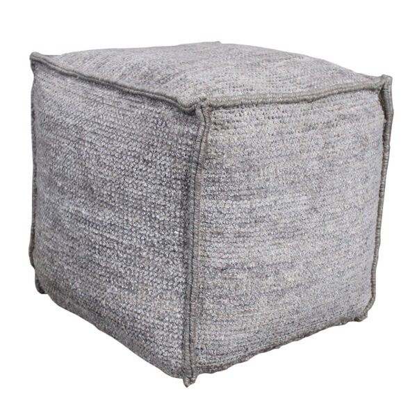 Norcross Cube Ottoman by Ophelia & Co.