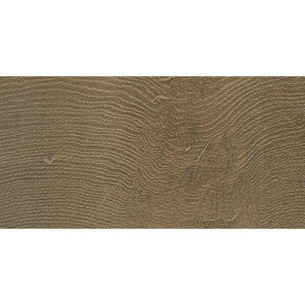Harmony Grove 6 x 36 Porcelain Wood Look Tile in Oak Bark by PIXL