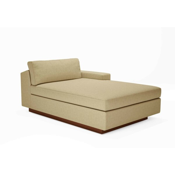 Jackson Chaise Lounge By TrueModern
