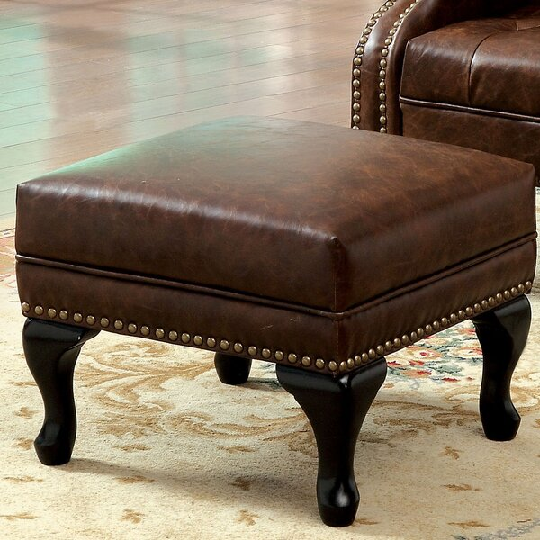 Kelliher Ottoman by Charlton Home