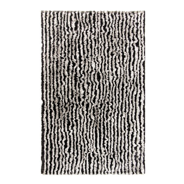 Safari Ivory/Silver Rug by Dynamic Rugs