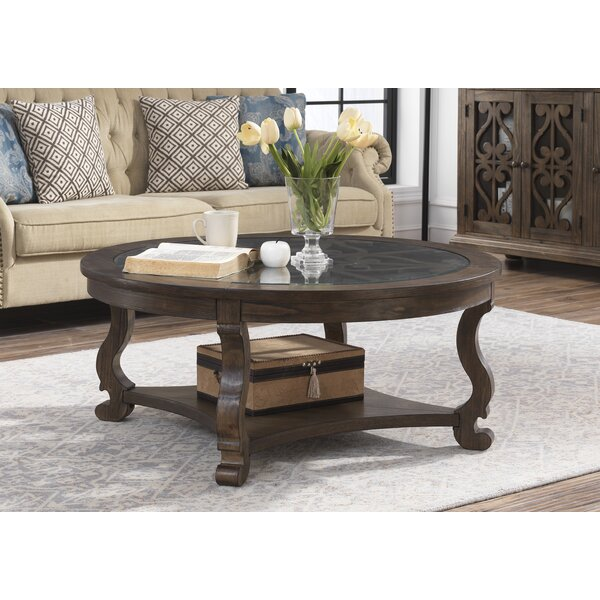 Delong Coffee Table by One Allium Way One Allium Way