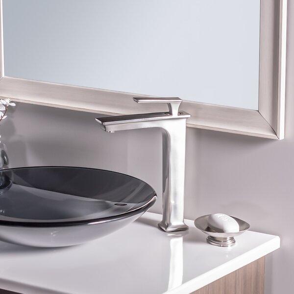 Starks Single Hole Bathroom Faucet by Novatto